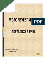 MicroRevestimentoAsfálticoàFrio