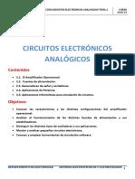 u.t.2.Circuitos Electrónicos Analógicos