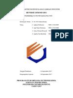 Laporan Pli h (Reverse Osmosis)