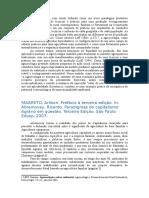 Fichas Sociologia Rural