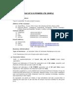 DGPL Profile