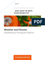 Weather and Climate - Chapter One