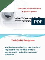 Continuous Improvement Tools