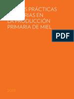 Manual BPP en La Producci n Primaria de Miel Octubre 2018