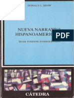 220347839 Nueva Narrativa Hispanoamericana Booom Donald L Shaw