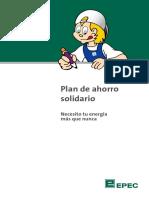 Plan de ahorro solidario