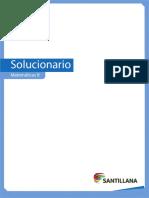 solucionario  SANTILLANA_m8