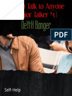 Deyth Banger How to Talk to Anyone Junior Talker 5