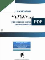 Medicina do Exercício 1 2017