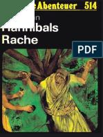 Das Neue Abenteuer 514 - Rolf Krohn - Hannibals Rache