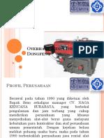 Overhaul Mesin Diesel Dongfeng