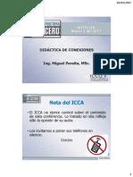 Presentacion Didactica de Conexiones Med