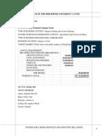 Business Proposal FEASIB