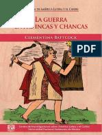 Battcock, Clementina. - La guerra entre incas y chancas [2018].pdf