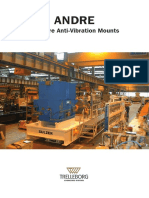 Anti Vibration Mounts Brochure Trelleborg