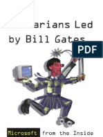 Barbarians Led by Bill Gates