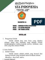 Materi 2 Bahasa Indonesia