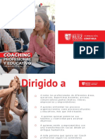 Coaching profesional y educativo