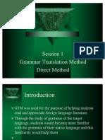Grammar TM & Direct