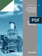 Catastro de centrales y proyectos energeticos 2012 CAP 2