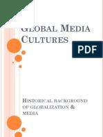 Global Media Cultures
