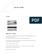 Validar Tarjeta de Credito--codigo