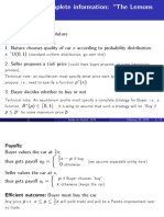 Notes on Akerlof Ho 09