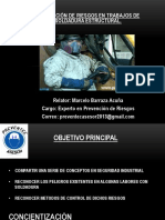 PREVENCION SOLDADURA ESTRUCTURAL