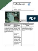 SR-OPL07 Gearbox Standard