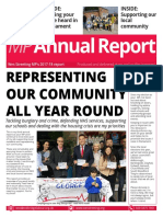 Wes Streeting Annual Report 2018