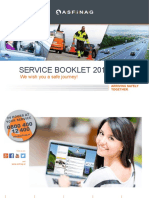 Service Booklet 2015