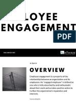 Employee Engagement - Prateek - Verma - Powerpoint Presentation