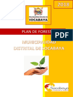 Plan de Forestacion