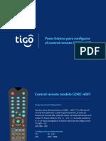 Control Gdrc 400t