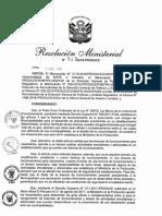 R.M. 542-2018-PRODUCE