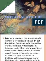 Artisti Si Stiluri