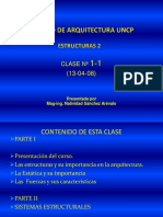 Estructuras II - Clase 1