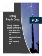 Lightning Protection Concept