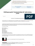 ECDIS Type-specific _Chartworld EGlobe G2