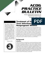 Acog Practice Bulletin