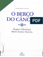Zilberman, R. O Berço Do Cânone