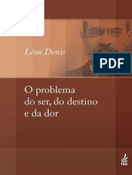 O Problema do Ser, do Destino e - Leon Denis.epub