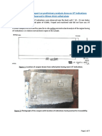 Metallurgical Investigation Report of SS304L Rolled Plate - UT Indications Near Back Wall