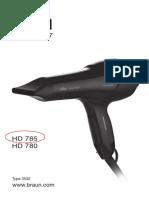 Brawn HD785