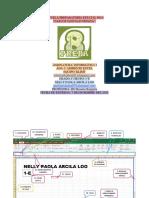 Ambiente Excel Paola Arcila