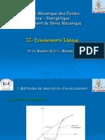 II- Ecoulements Ideaux L3ENG