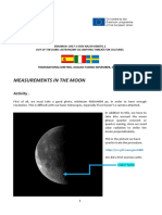 Measurements in the Moon Spain