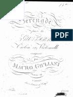 Serenata di Mauro Giuliani