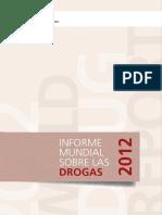informe ONUDC 2012