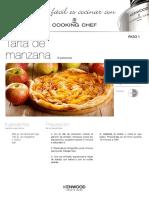 01 Tarta Manzana